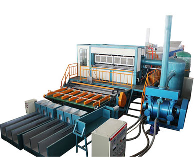 Automatic Egg Tray Production Line