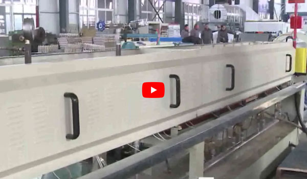 PE Foam Sheet Extrusion Line