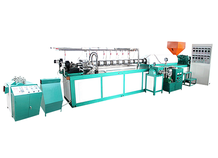 PE Foam Fruit Net Extrusion Line